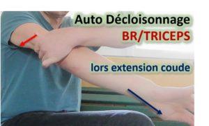 Auto-Décloisonnage du BRACHIO-RADIAL / TRICEPS sur la crête supracondylaire