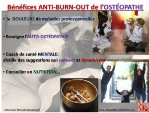 burn out auto-ostéopathie
