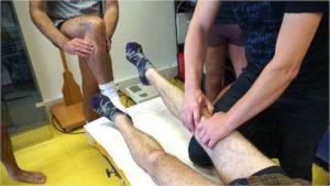 douleur genou osteopathie