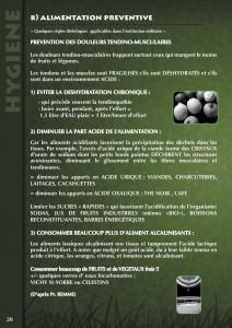 alimentation santé ostéopathie