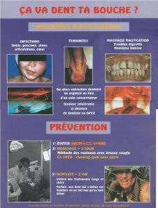 hygiène dentaire et santé
