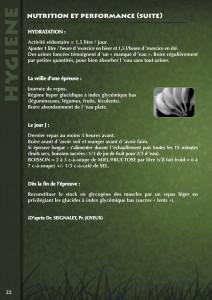 sport nutrition ostéopathe