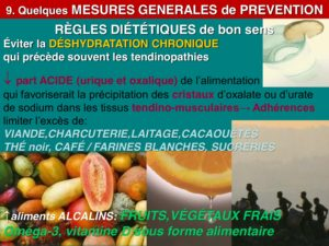 osteopathie pieds nutrition