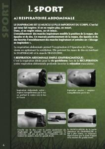 respiration abdominale santé